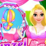 Rapunzel Wedding Hair