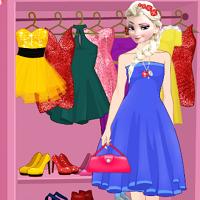 Play Elsa Summer Prom