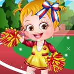 Hazel Cheerleader