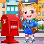 Hazel Postwoman Dress up