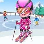 Hazel Skier Dress up