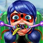 Miraculous Ladybug Throat Doctor