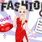 Elsa Fashion Cover