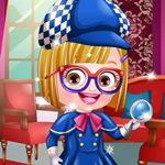 Hazel Detective Dress up