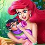 Ariel Kid Caring