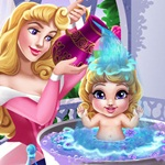 Aurora Washing Kid