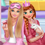 Princesses PJ Party