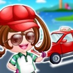 Hazel Chauffeur Dress up