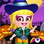 Hazel Halloween Dress up