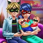 Ladybug Twins Family Day