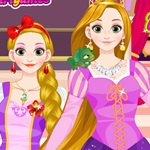Rapunzel Fashion Dress Up