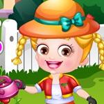 Hazel Gardener Dress up