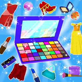 Play Princess Makeup New Year Style