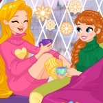 Princesses Winter Stories