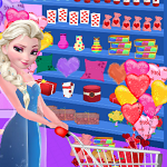 Elsa Valentine's Shopping