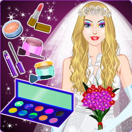 Play Bride makeup - Wedding Style