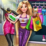 Goldie Princess Realife Shopping