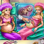 Goldie Princesses Check-up
