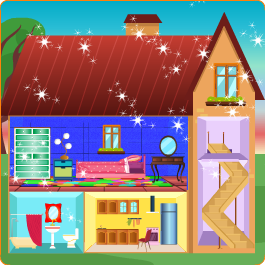 Play Dream Doll House Creator