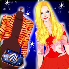 Princess Dress up - Summer Fashion Designer