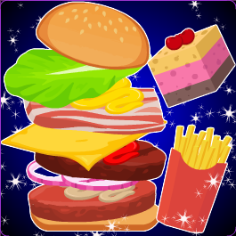 Play Burger Cooking Games - Kids Restaurant